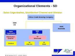 Sap Sd Organizational Structure Flow Chart Goal Of Organization Structure Workshop Obtain An