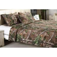 realtree xtra green king comforter