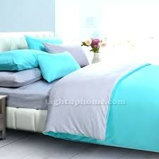 turquoise duvet cover king medium size