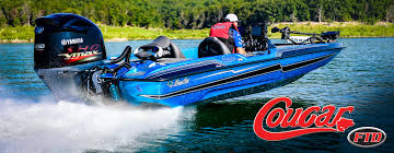 cougar ftd bass cat boats the cougar ftd full team deck began a wave for bass cat in terms of efficiency and performance it shares the proven ftd hull that has been refined over