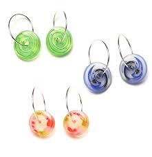 n gl earrings