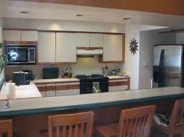 Sears Kitchen Furniture Cost Effective Kitchen Remodel Includes Refacing Cabinets