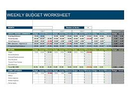 Budget To Actual Template 30 Budget Templates Budget Worksheets Excel Pdf Template Lab