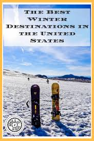 the best winter destinations in the