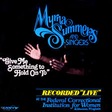 Give Me Something To Hold On To by Myrna Summers - Invubu