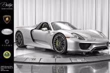 Used 2015 Porsche 918 Spyder for sale in North Miami Beach, FL ...