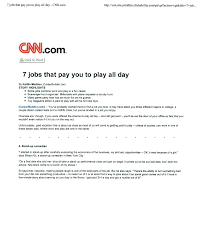 praise for comedian shaun eli riverdale press middot 7 jobs that pay you to play all day cnn com middot