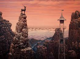 the town that inspired the grand budapest hotel a couple trips grandbudapest deer visual from the grand budapest hotel