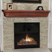 Nice Pearl Mantels Lindon Traditional Fireplace Mantel Shelf