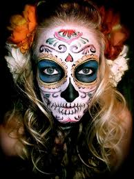 day of the dead makeup tips