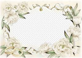 Wedding Photoshop Frame Free Psd Template Free Download