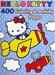 Did you know that hello kitty was born in 1974? Top 9 Hello Kitty Coloring Books Of 2020 Video Review