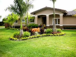 Front Entrance Signs Landscape Great Front House Landscape - Home landscape design