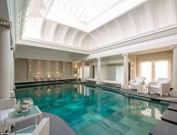indoor gym pool. Big Houses With Indoor Pools Sprawling London Eight Bedroom Mansion Palatial Gym Complex Pool