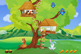 30 DIY Tree House Plans U0026 Design Ideas For Adult And Kids 100 FreeFree Treehouse Games