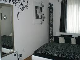 Schlafzimmer Grau Weiss Schwarz Schlafzimmer Einrichten Ideen Grau