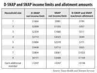D Snap Income Chart Texas Food Stamp Income Chart Co Texas Food Stamp