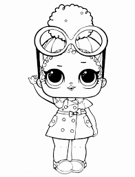 The morning begins with dressing. Baby Alive Coloring Page Fresh 40 Free Printable Lol Surprise Dolls Coloring Pages Meriwer Coloring