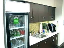 glass front fridge mini bar nz glass front fridge