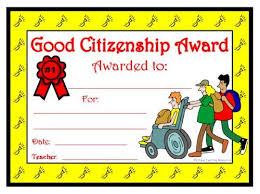 Awards For All Subjects Awards And Certificates That All
