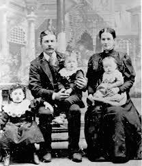 MCLAUGHLIN, Robert and Margaret Horricks McLaughlin | HWT Project Family  Registry