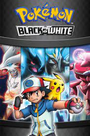 Pokémon: Best Wishes! Collection - Posters — The Movie Database (TMDb)