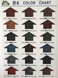 Steel Roof Color Chart Roof Sheet Metal Sand Coated Corrugated Steel Roof Tiles Roman Types Zinc Aluminum Roofs With Stone Coated Steel Roofing Tiles Buy Sand Coated Metal
