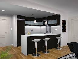 Living Room And Kitchen Design Condo Kitchen Design In Addition Small Condo Kitchen Design Ideas