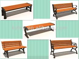 modern wood patio furniture. Garden Bench And Seat Pads: Metal Outdoor Furniture Modern Patio Outside Wood