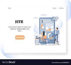 Property Developer Website Design Web Developer Website Landing Page Design