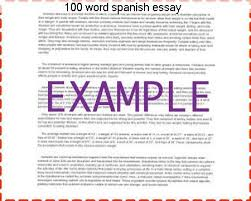 word spanish essay coursework writing service 100 word spanish essay browse and 100 word spanish essay about family 100 word