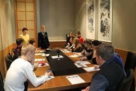 Учебные выездные занятия студентов обучающихся по специальности  13 14