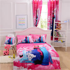 frozen bedding set hot ing 3d printed 100 cotton children bed linen for girls boys kids single bed children gifts 3d bedding set print frozen bedding