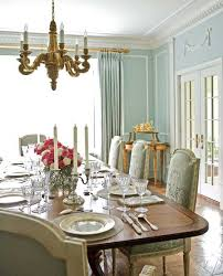 traditional home dining rooms. French Style In The Dining Room Traditional Home Rooms E
