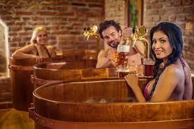 Spycam sauna czech girl