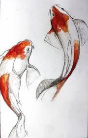 realistic koi fish drawing. Brilliant Drawing Koi Fish By Lulupapercranes On DeviantArt Carp Pez Koi  Drawing On Realistic Drawing E