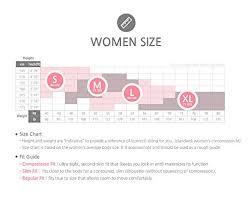 Tesla Compression Size Chart Tm Wp15 Crb_medium Tesla Womens Compression Under Leggings
