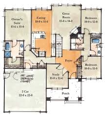 3 bedroom home plans designs. alleghany, 1740, 3, 2, allegheny 1st floor plan 3 bedroom home plans designs