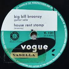 House Rent Bill Unique Big Bill Broonzy House Rent Stomp Blues In 48 Shellac At Discogs