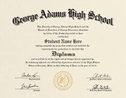 High School Deploma Us High School Diploma Style 4 Buy Diploma Online