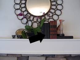 decorating the fireplace mantel laurie jones home once again books were used in my design i