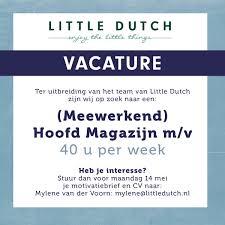 Little Dutch At Littledutchnl Twitter