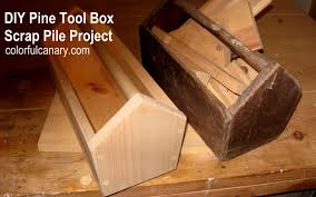 Tools For Diy Projects How To Make A Simple Wooden Tool Box Scrap Pile Project By Zuki