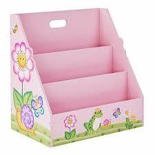 magic garden toddler bookshelf wooden