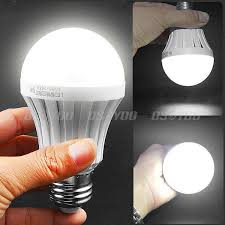 led smart bulb 5w 7w led emergency light charge led batteries lighting e27 lamp for home indoor lighting free express e27 gu10 e27 7w e27 ceramic