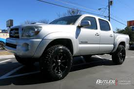 Toyota Tacoma with 17in Fuel Coupler Wheels exclusively from ...