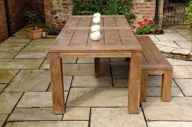 garden dining table with benches. teak garden bench and table dining with benches e