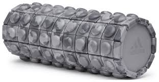 <b>Массажный валик</b> 33 см <b>Adidas ADAC</b>-<b>11505GR</b> серый камуфляж ...