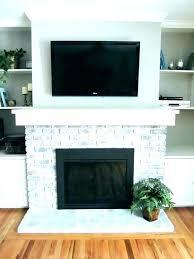 tile over brick fireplace refacing brick fireplace with tile tile over brick fireplace tile over brick fireplace how to whitewash tile around brick