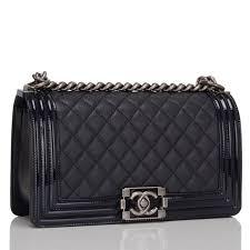 6% off CHANEL Handbags - Chanel Boy Classic Flap Old Medium ... & Chanel Boy Classic Flap Old Medium Quilted Black Adamdwight.com